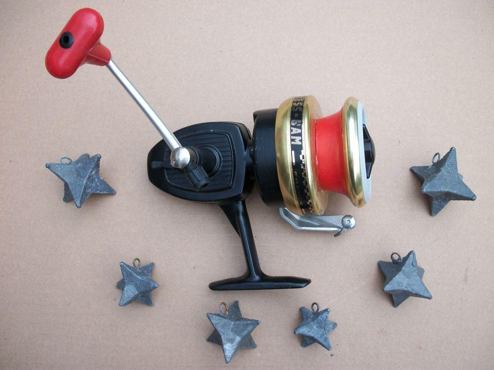 Moulinet de pêche / Surf casting  130 Dax (40)
