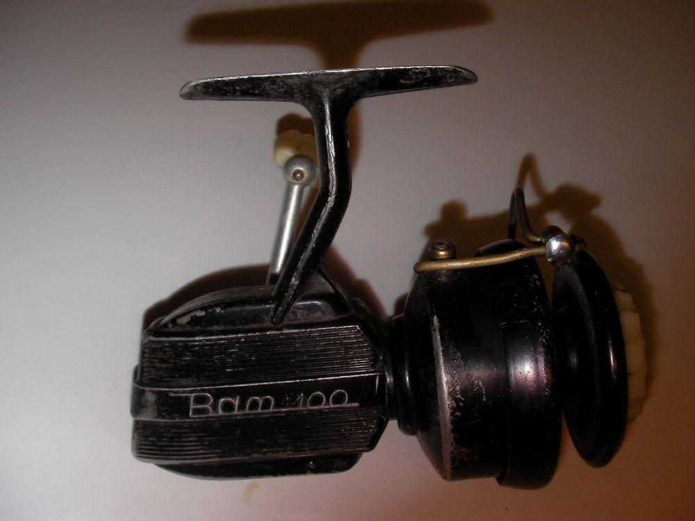 Moulinet de pêche B.A.M 100  10 Roques (31)