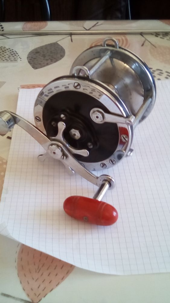 moulinet mer sénatoriales usa inox 40 Les Sables-d'Olonne (85)