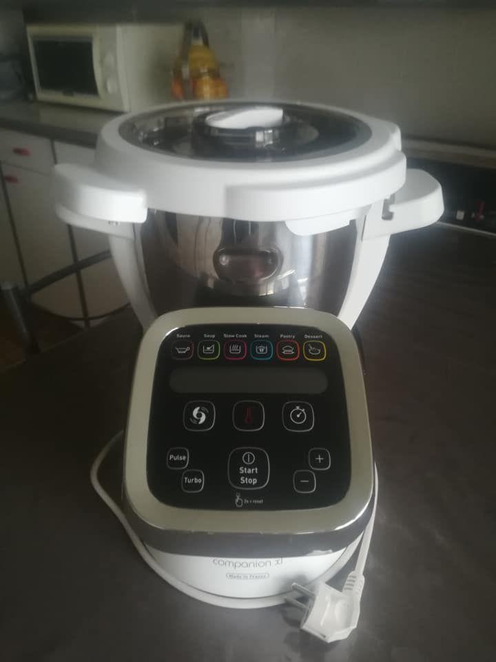 Moulinex HF805810 Robot cuiseur Companion XL Blanc 450 Saint-Hilaire-des-Loges (85)
