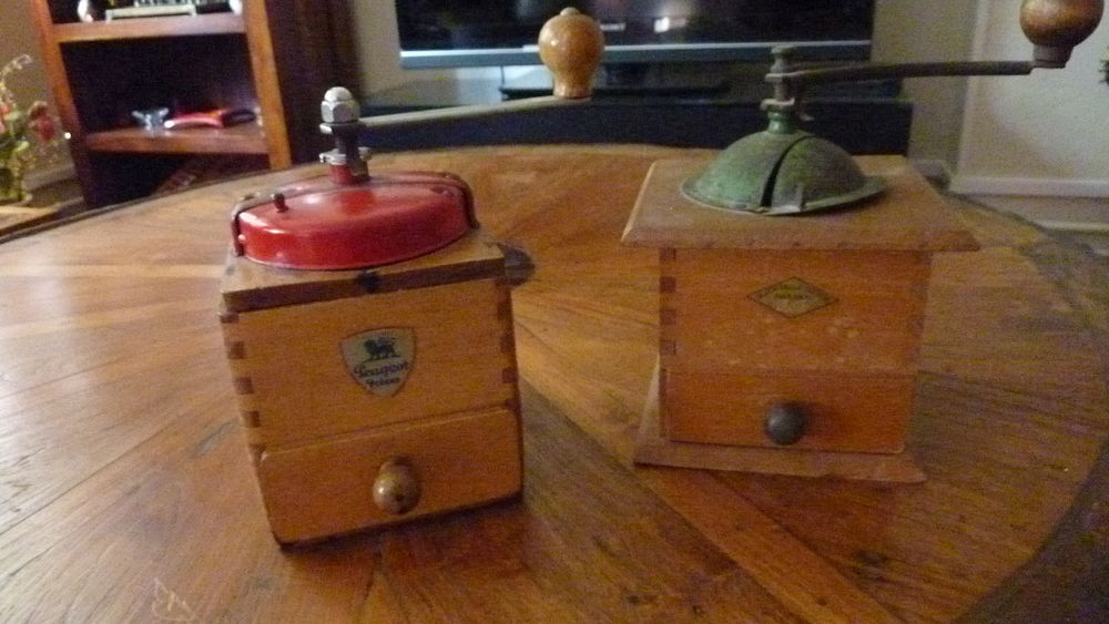 Achetez moulins caf occasion annonce vente saint di des vosges 88 wb - Moulins a cafe anciens ...