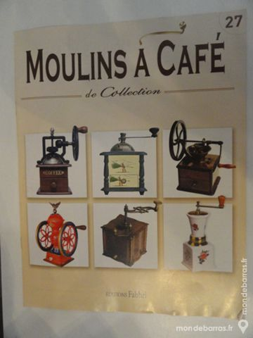 MOULINS A CAFE DE COLLECTION 170 Sausset-les-Pins (13)