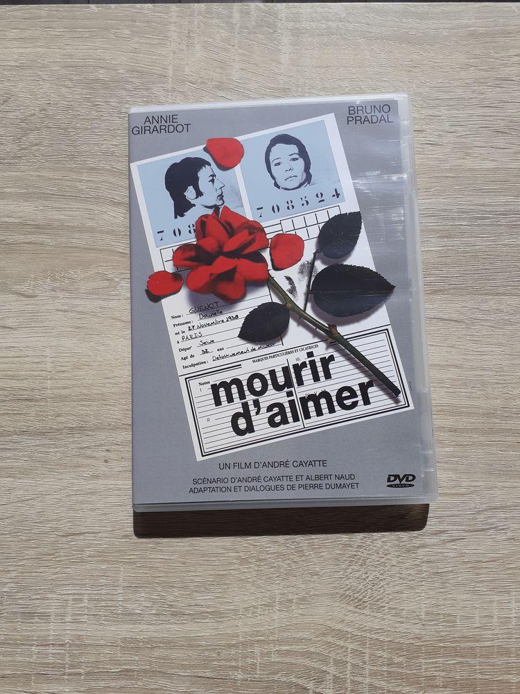 DVD    Mourir d' AIMER   . 13 Le Vernois (39)