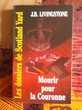 MOURIR POUR LA COURONNE N°36 de J.B. LIVINGSTONE