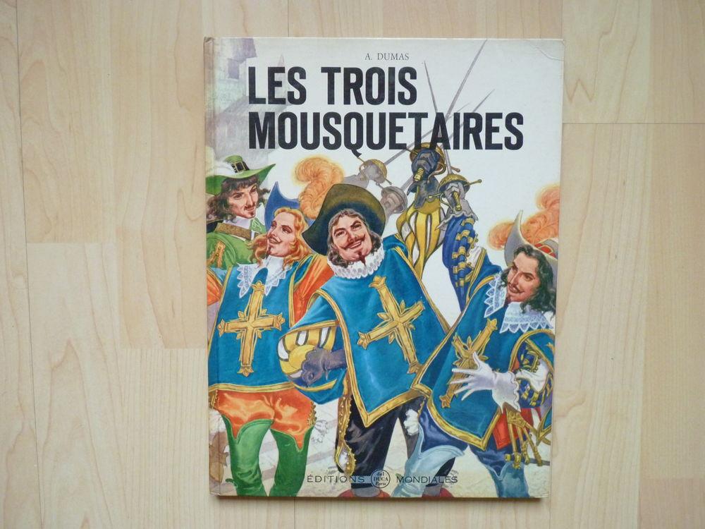 Les 3 Mousquetaires  Alexandre Dumas 20 Saint-Pargoire (34)