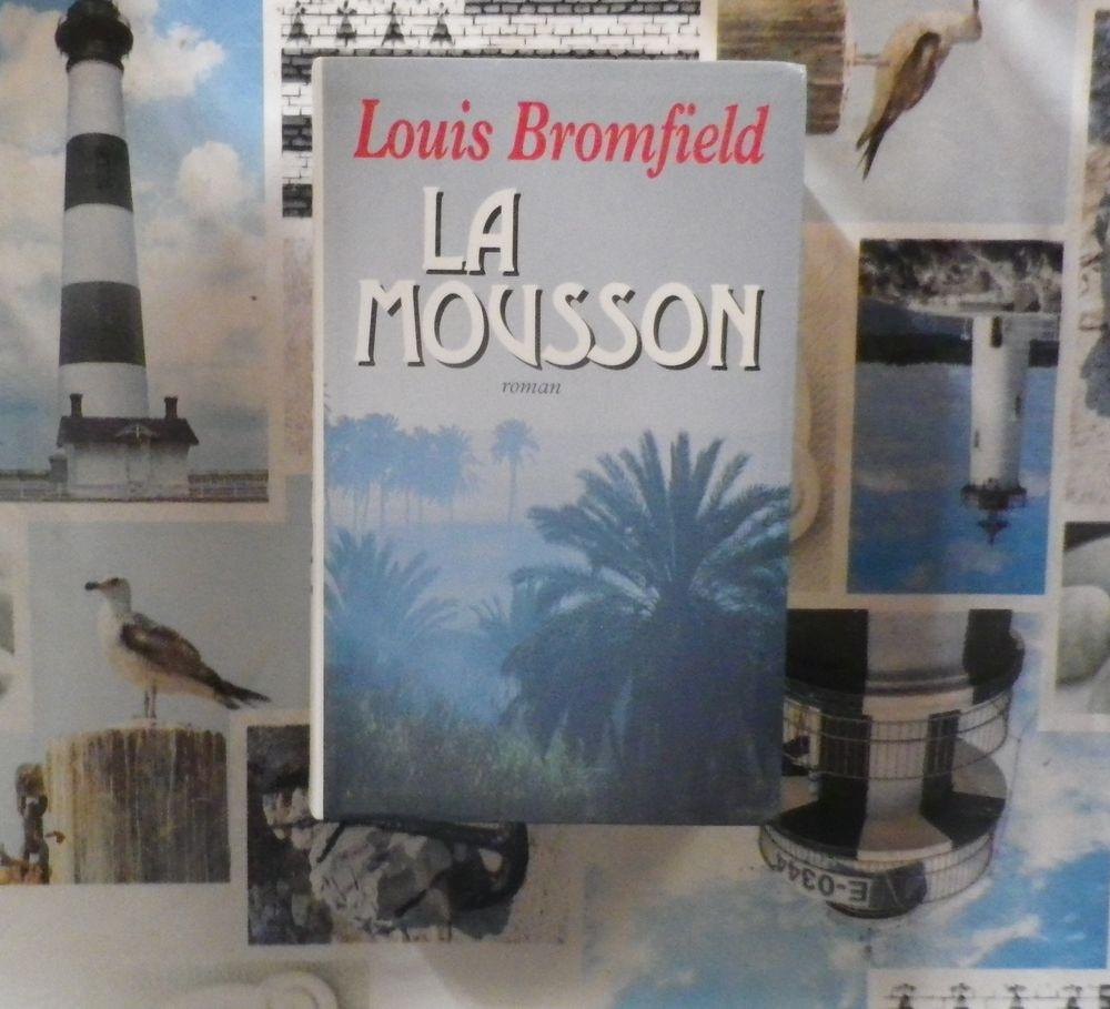 LA MOUSSON de Louis BROMFIELD Ed. Le Grand Livre du Mois 4 Bubry (56)