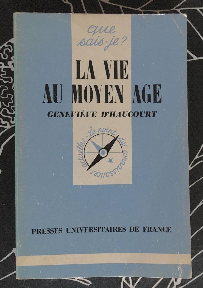 La Vie au Moyen Age de Geneviève d' Haucourt, Livre neuf  4 L'Isle-Jourdain (32)