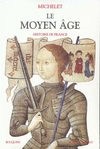 Le moyen âge - MICHELET 15 Rennes (35)