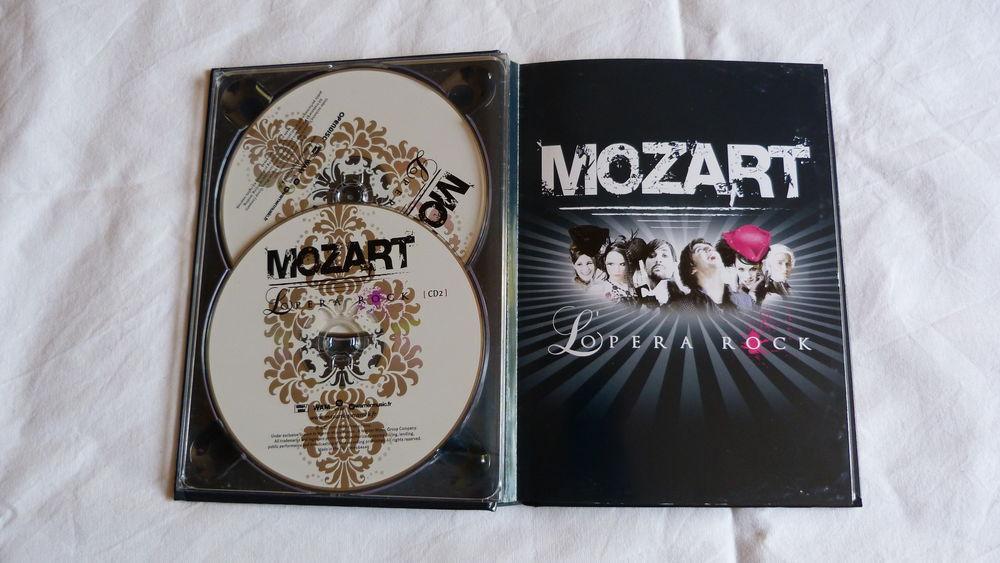 MOZART - L'Opéra Rock - Edition 2 CD : L'intégrale   10 Cormeilles-en-Parisis (95)