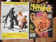 MUSCLE&FITNESS No 4 janv 1988 TONIQUE & ÉROTIQUE
