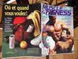 MUSCLE & FITNESS No 32 de juin 1990. ZOOM:LES CUISSES Tours (37)
