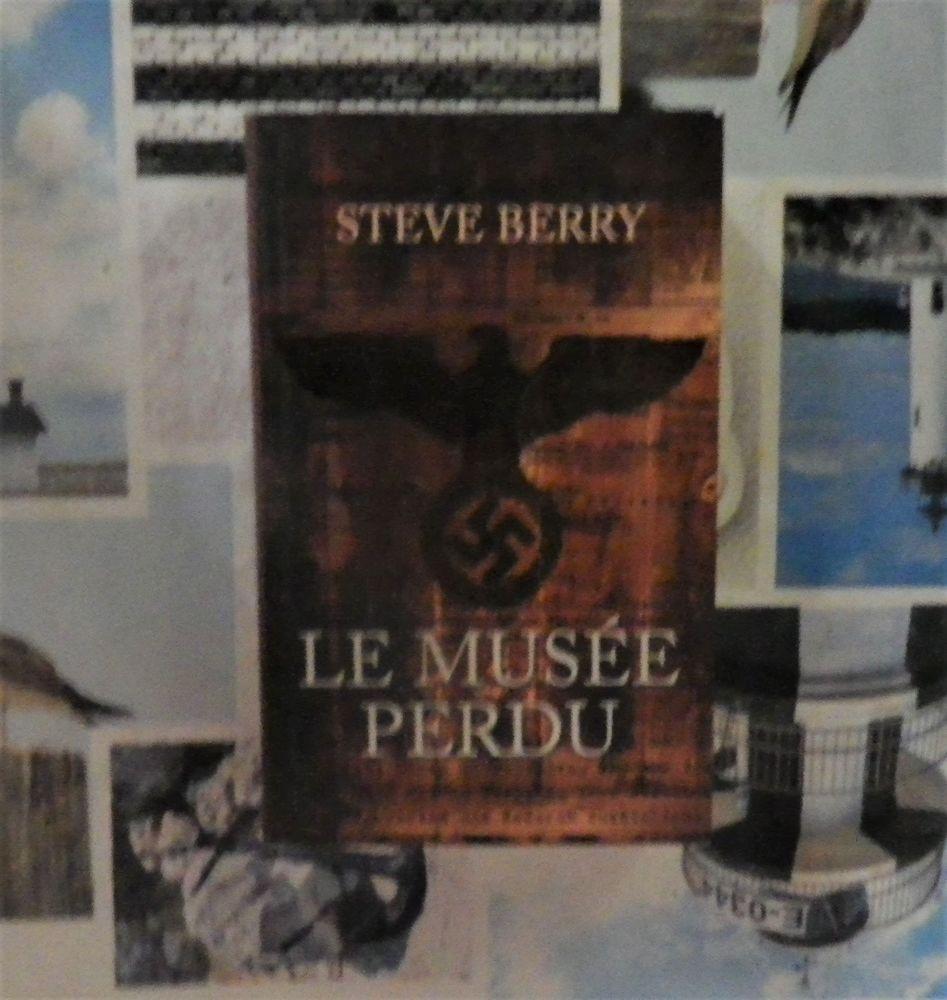 LE MUSEE PERDU de Steve BERRY Ed. France Loisirs 5 Bubry (56)