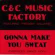 CD  C & C Music Factory Gonna Make You Sweat (Everybody Danc
