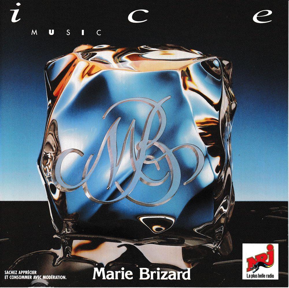 CD  Ice Music   Objet Publicitaire Marie Brizard Compilation 6 Bagnolet (93)