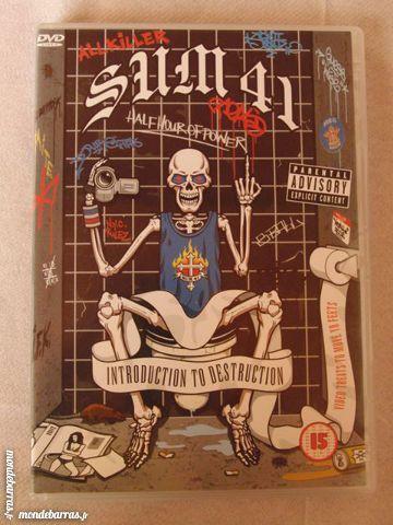 DVD musicaux SUM 41 4 Lesquin (59)