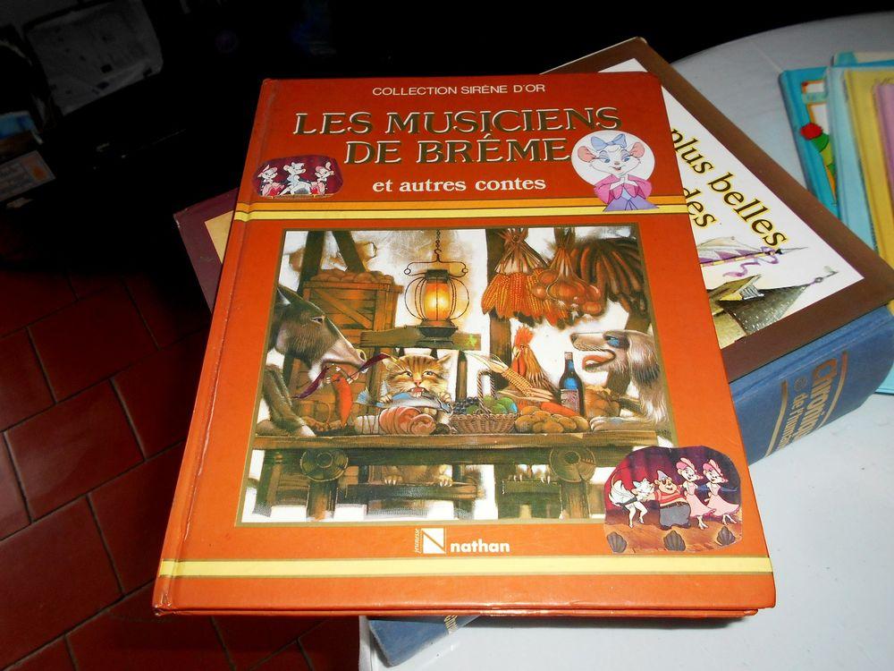 Les musiciens de Brême et autres contes Fernand Nathan 10 Monflanquin (47)