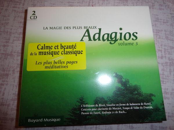 2 CD musique classique 5 Saint-Nazaire (44)
