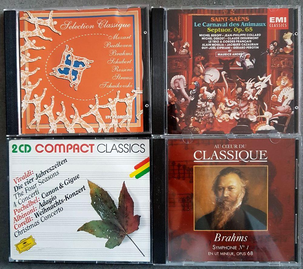 CD MUSIQUE CLASSIQUE 1 La Roche-sur-Foron (74)