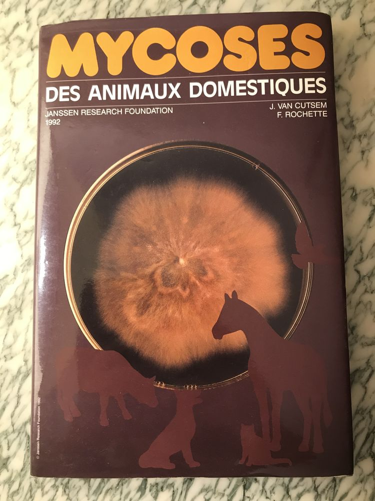 Mycose des animaux domestiques 15 Rosny-sous-Bois (93)