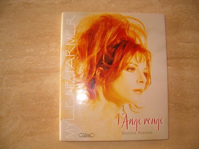 MYLENE FARMER ANGE ROUGE ALBUM PHOTOS 10 Tourves (83)