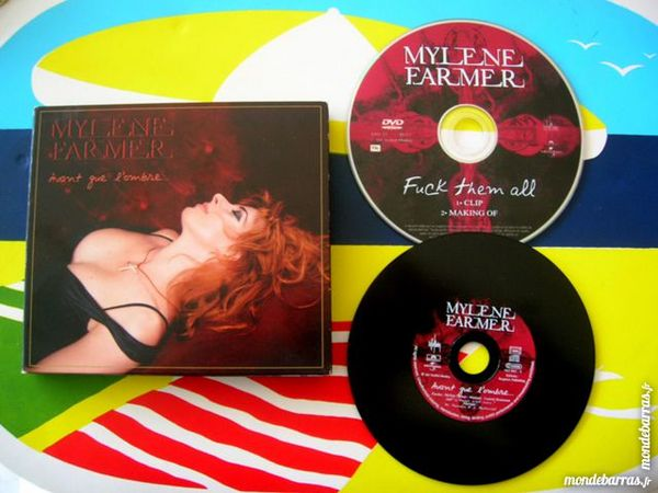CD MYLENE FARMER Avant que l'ombre 15 Nantes (44)