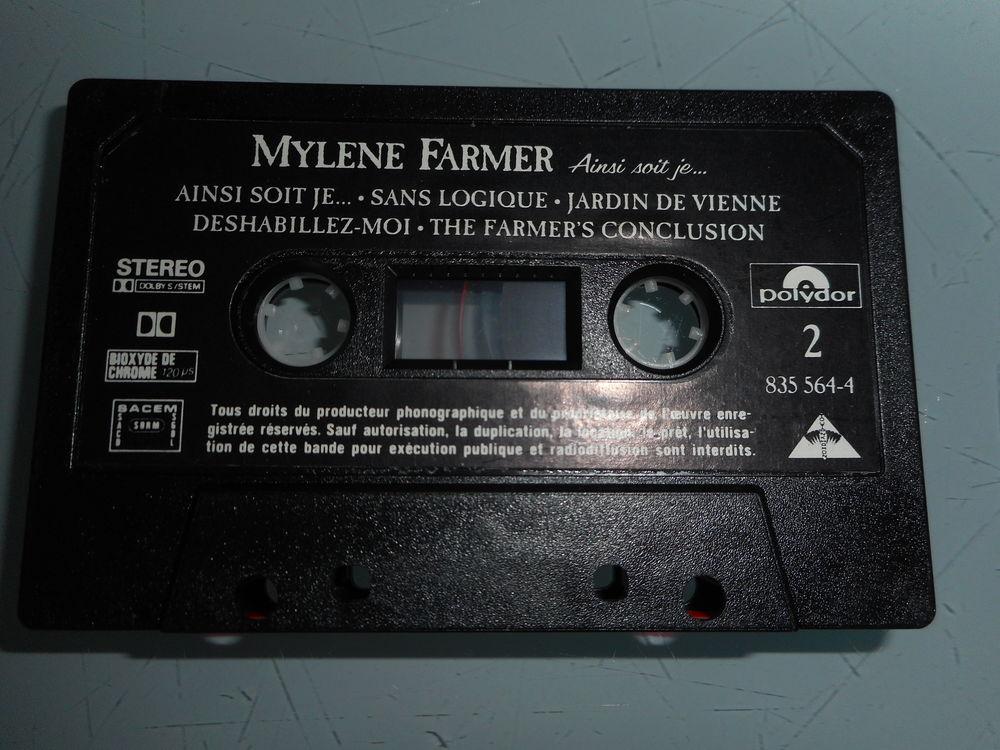 MYLÈNE FARMER CD et vinyles
