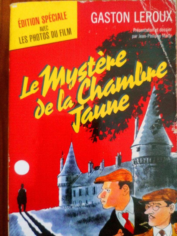 LE MYSTÈRE DE LA CHAMBRE JAUNE 2 Bobigny (93)