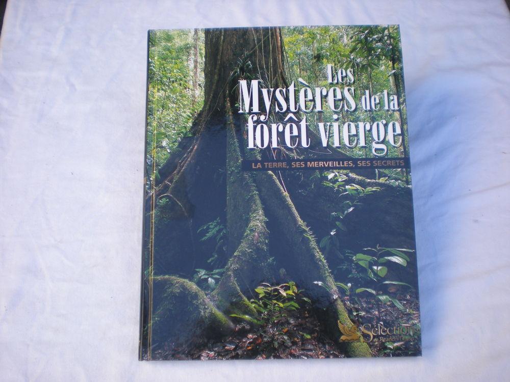 les mystères de la forêt vierge 3 Bailleau-l'Évêque (28)
