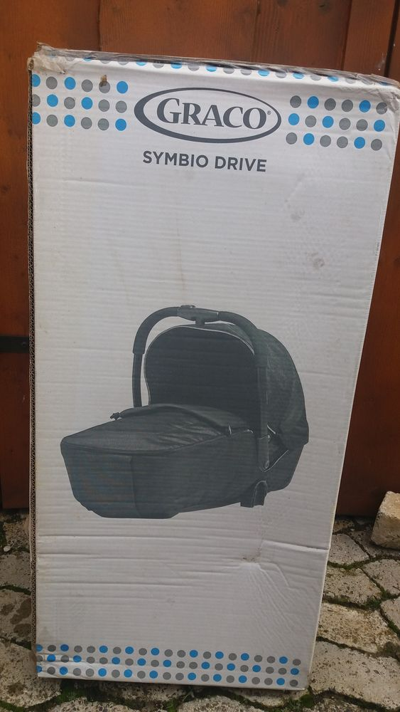 Nacelle GRACO Symbio drive neuve 0 Jaillans (26)