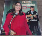 Nana Mouskouri à l' olympia  disque vinyle  5 Laval (53)