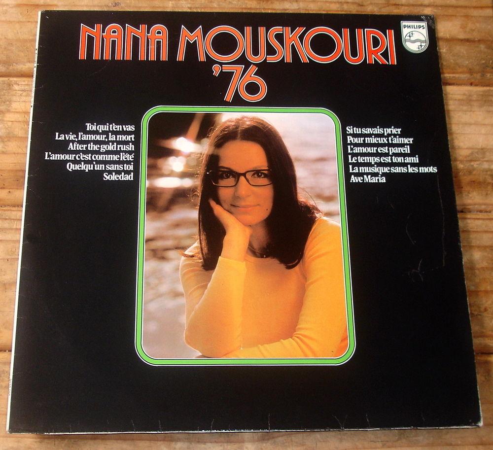 NANA MOUSKOURI '76 -33t- SOLEDAD -POUR MIEUX T'AIMER-Holland 5 Tourcoing (59)