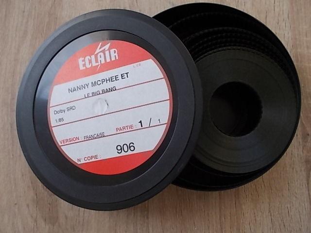 FA 35 mm : NANNY MCPHEE ET LE BIG BANG - 906