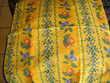 NAPPE CARREE DECOR FRUITS Décoration