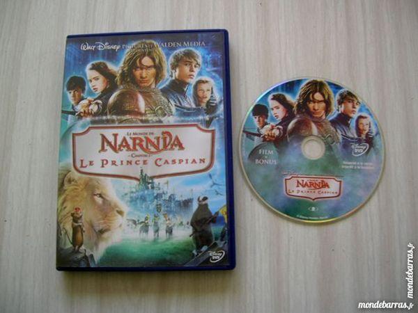 DVD NARNIA Le Prince Caspian - W. Disney  NEUF 8 Nantes (44)