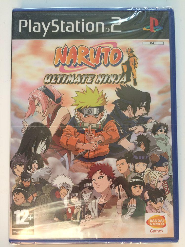 Naruto Sony PS2 5 Golbey (88)