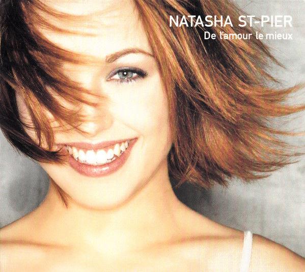 cd Natasha St-Pier ?? De L'amour Le Mieux (etat neuf) 5 Martigues (13)