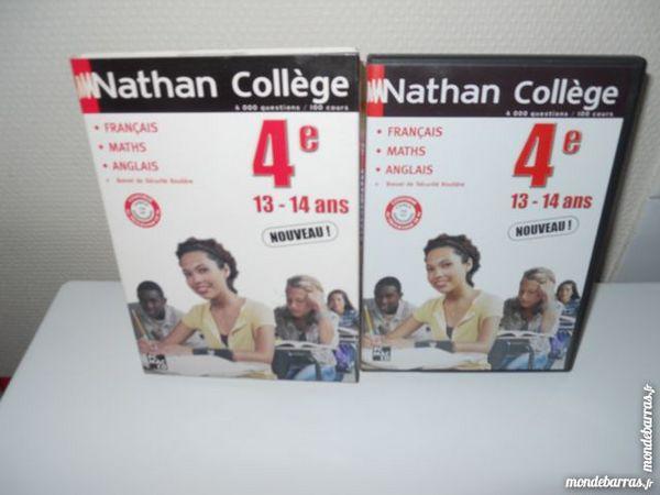 NATHAN Collège 4è 13/14 ans 6 Rennes (35)