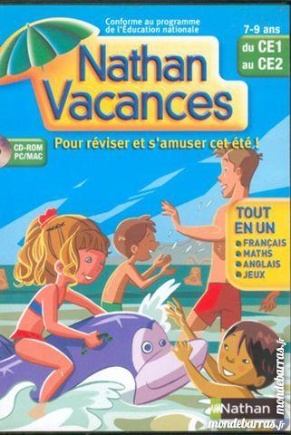 Nathan vacances du CE1 au CE2 – 7– 9  ans – PC/MAC 5 Septèmes-les-Vallons (13)