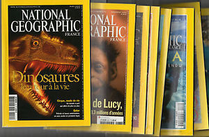 National geographic (lot) 100 Forcalquier (04)