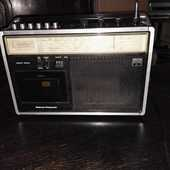 National Panasonic Radio Cassette Model RQ-553LDS