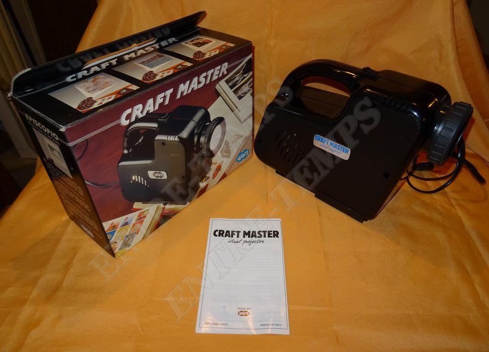 NAVIR EPISCOPIO CRAFT MASTER EN BOITE Jeux / jouets