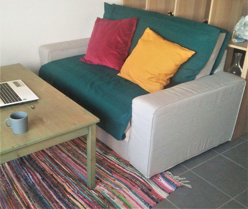 [Négociable] Canapé convertible gris clair IKEA VILASUND (ma 350 Grenoble (38)
