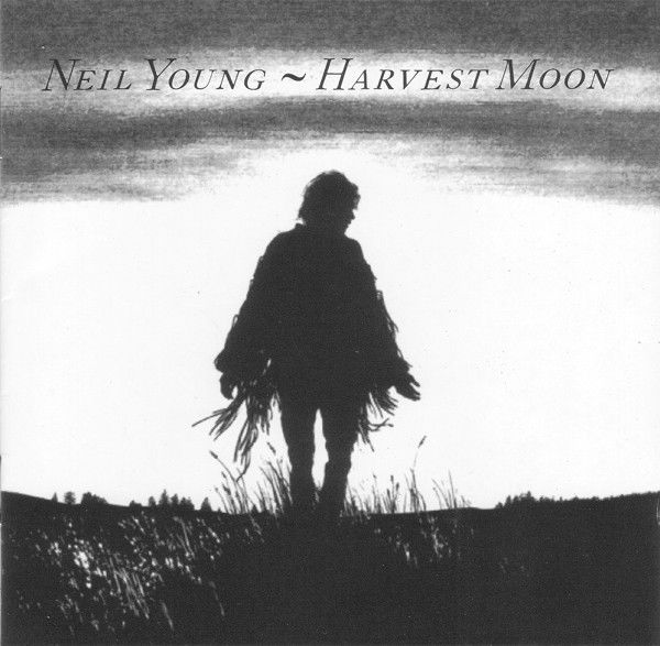cd Neil Young  Harvest Moon (état neuf) 6 Martigues (13)