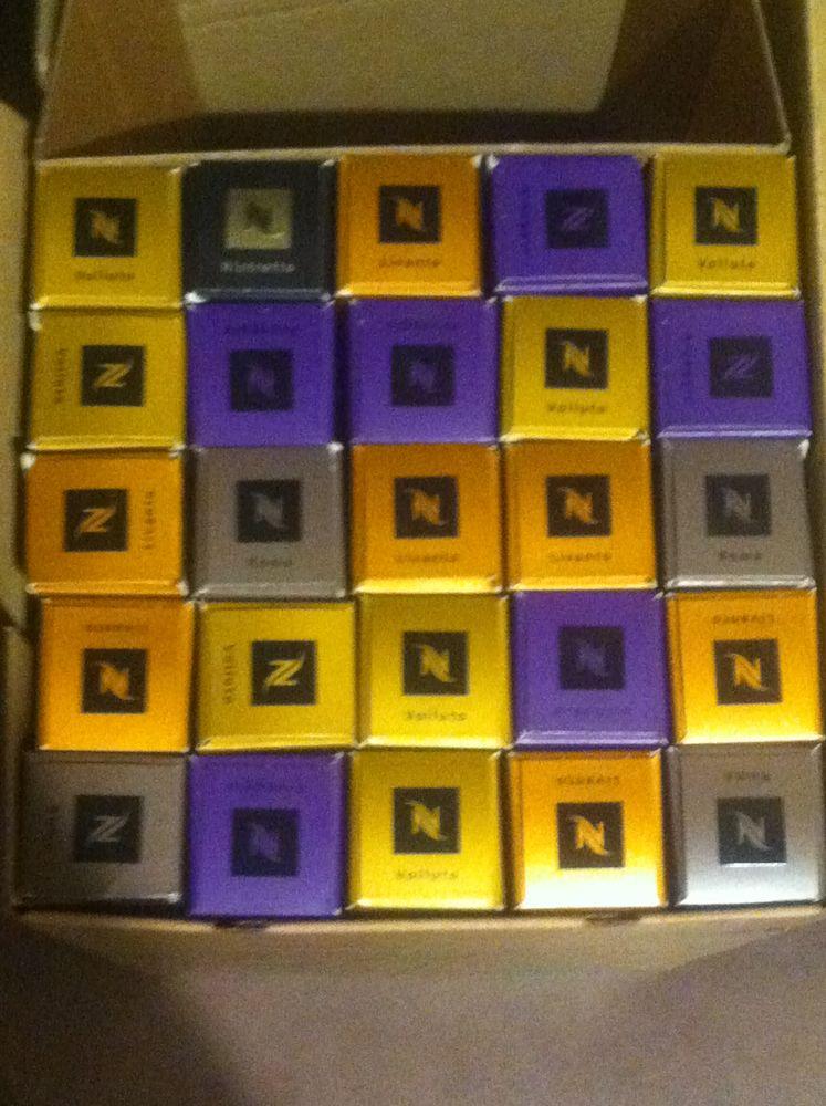 Nespresso capsules 50 Pau (64)