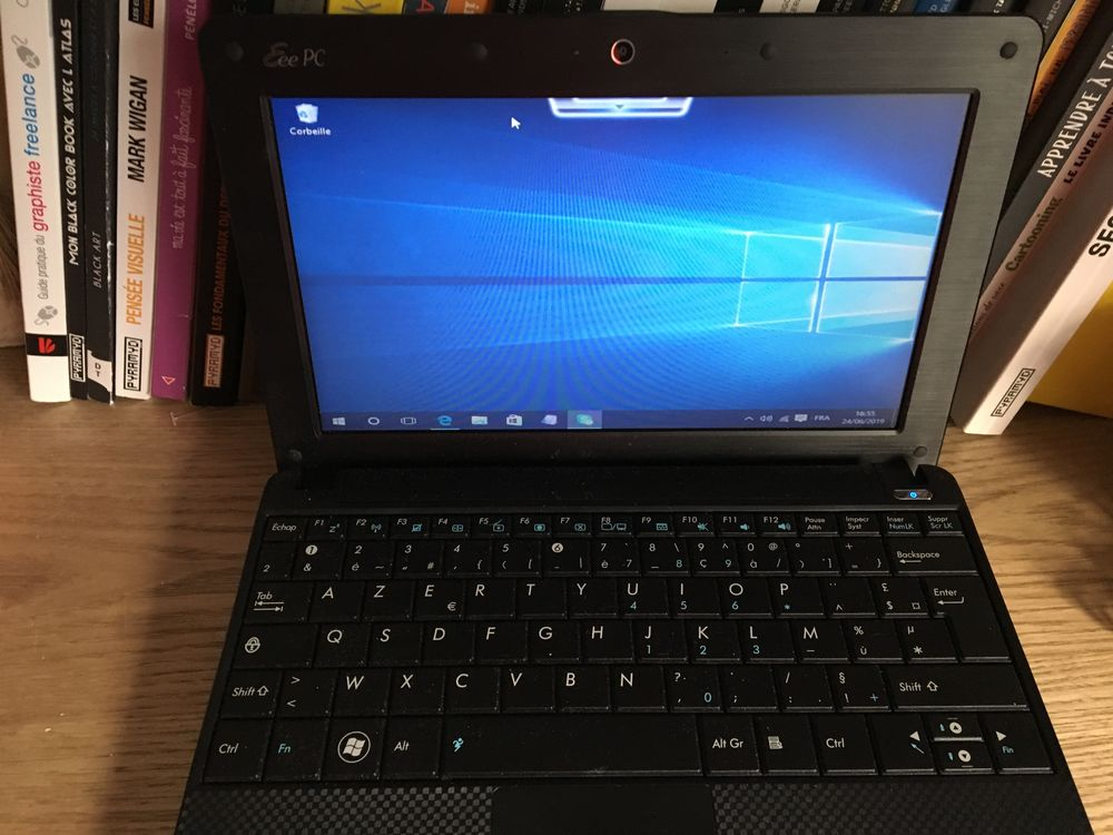 PC Netbook Asus - 10   100 Paris 2 (75)