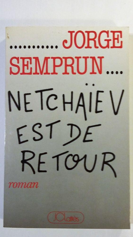 Netchaïev est de retour 1 Bougival (78)