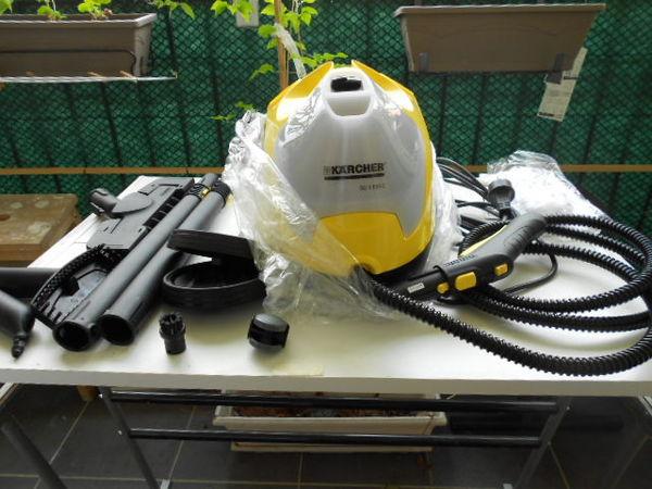 NETTOYEUR VAPEUR SC2500C KARCHER 120 Grenade (31)