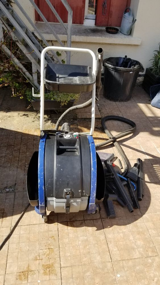 Nettoyeur vapo aspirateur mondial vap 4500 polti 80 Saumur (49)