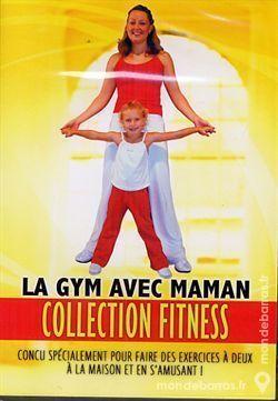 DVD NEUF - LA GYM AVEC MAMAN - Fitness Sports