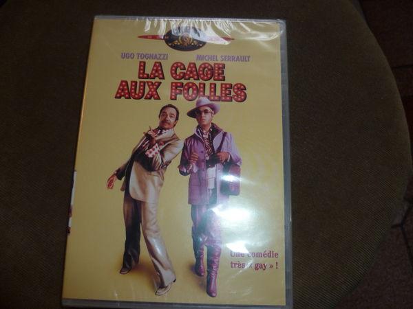 DVD NEUF LA CAGE AUX FOLLES SOUS BLISTER 5 Saint-Quentin (02)